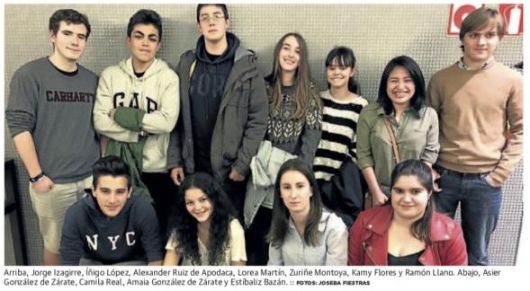 SEGUNDO CERTAMEN LITERARIO ORGANIZADO POR EL CLUB ROTARIO DE VITORIA