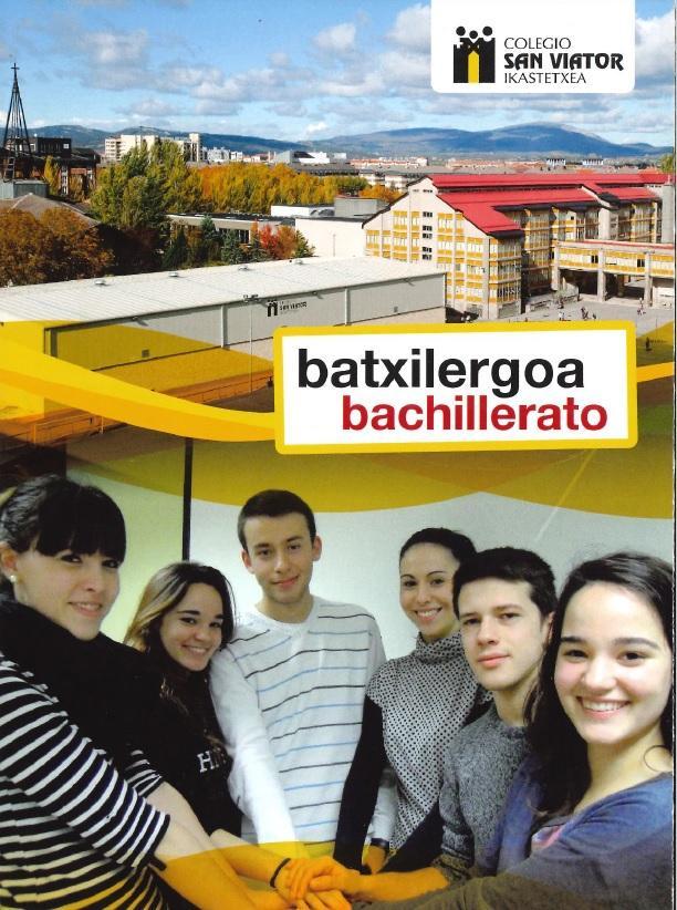 PRE-MATRÍCULA OFICIAL BACHILLERATO