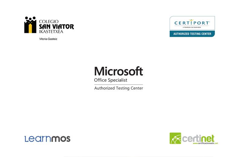 Exámenes Certificación Oficial de Microsoft