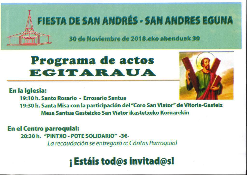 San Andres jaialdia