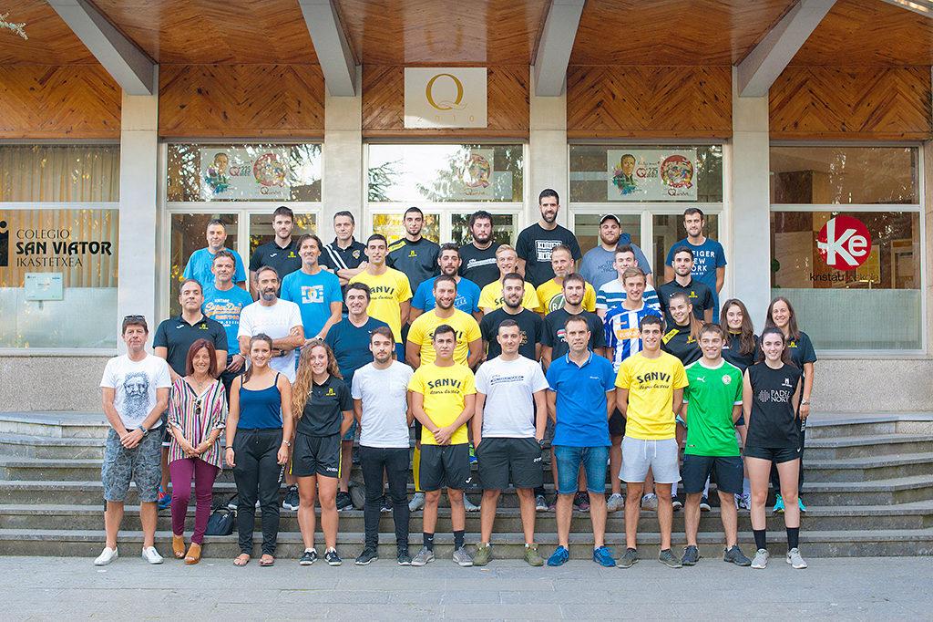 Equipo de Club Deportivo San Viator