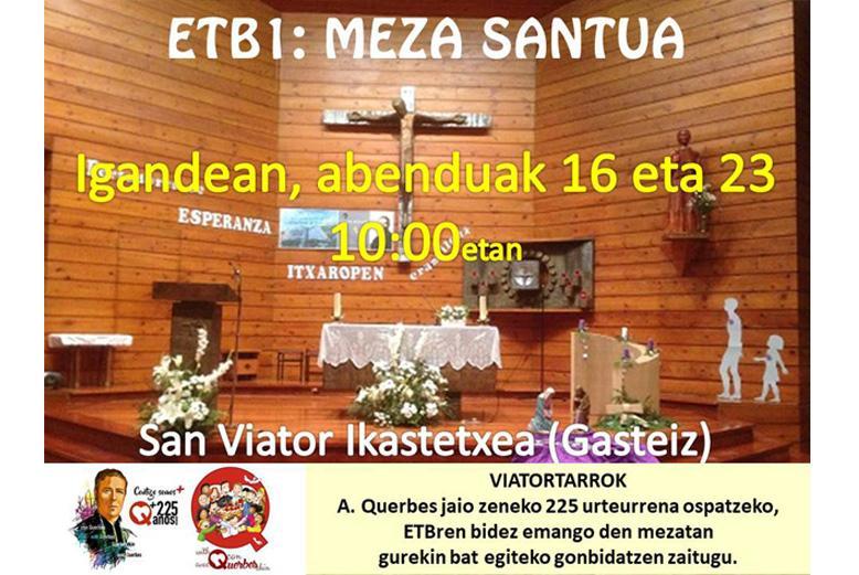 EITB 1 Meza Santua