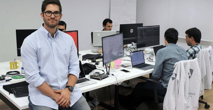 Un exalumno de San Viator entre los mejores emprendedores menores de 30 años en Europa