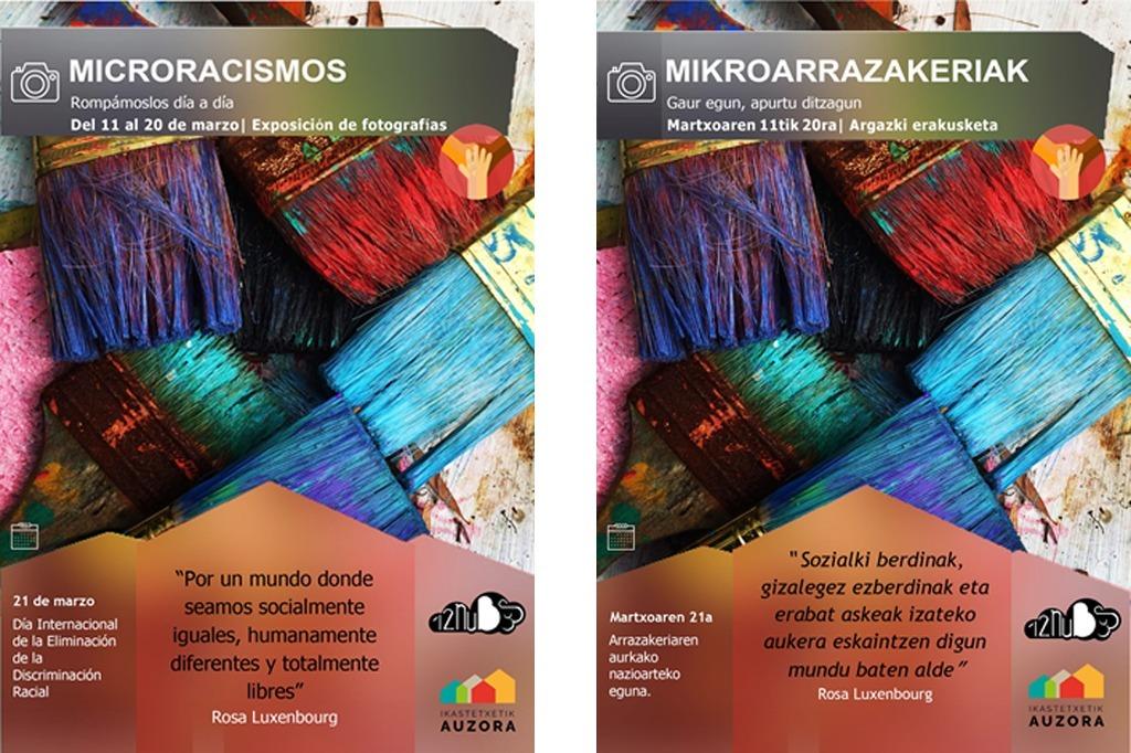 Mikroarrazakeriak