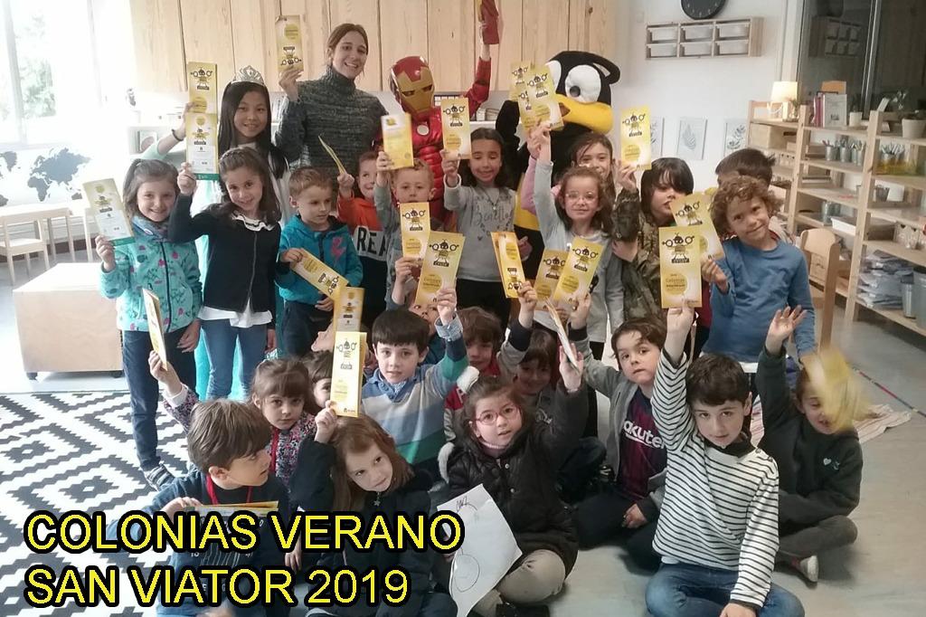 Reunión Informativa Colonias de Verano 2019 San Viator Ikastetxea