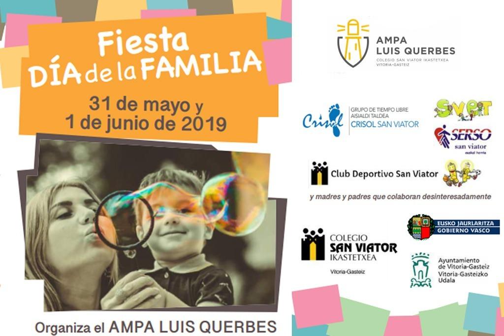 Fiesta del Día de la Familia