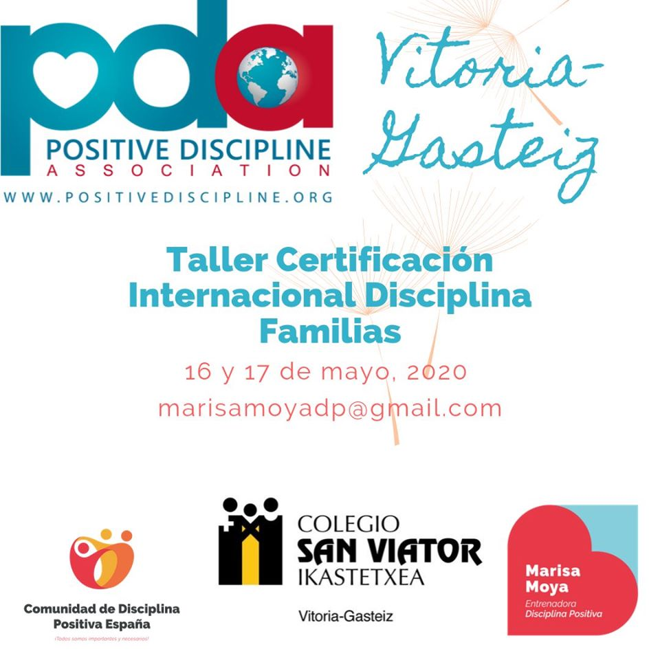 Taller Certificación Internacional Disciplina Familias
