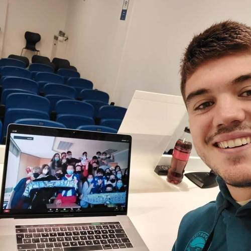 Visita Virtual jugador Deportivo Alavés