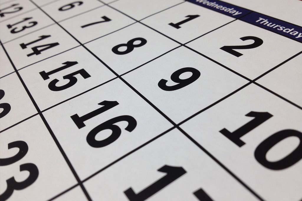 Calendarios escolares curso 21-22